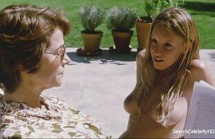 As belezas do Busty e a vidios panograficos Alison enchem-se de óleo.