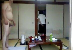 Um ménage à trois vidios de sex anal sujo para Cabra Asiática vadia